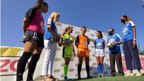 El Pozo renueva como patrocinador principal del Alhama CF Femenino