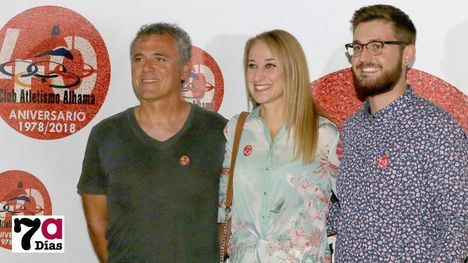 40 Años Club Atletismo El Ayuntamiento anima a recuperar el Mitin