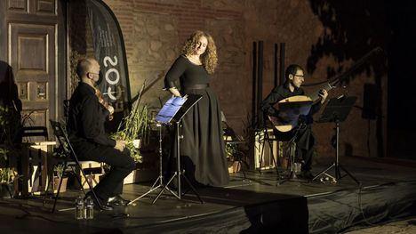 Claroscuros barrocos en Pliego, en la voz de Raquel Andueza