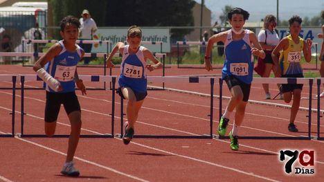 El Club Atletismo Alhama empieza los entrenamientos