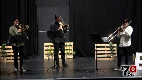 VÍDEO Breve recorrido histórico con los trombones de ECOS
