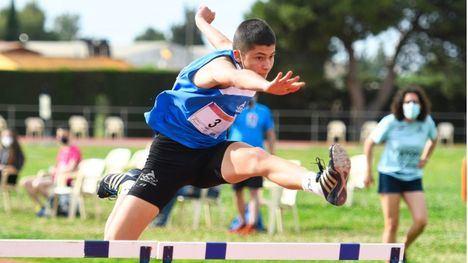 Dos atletas alhameños, al nacional de Cuenca en octubre