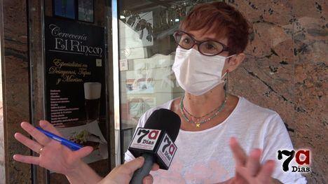 VÍDEO Hosteleros de Alhama piden medidas especiales para la Feria