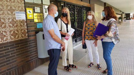 Educación dice que ampliará plazas de FP en Alhama en 2022