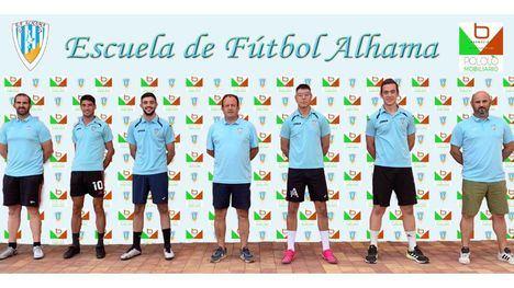 El nuevo EF Alhama se enfrenta al Algezares UD esta tarde