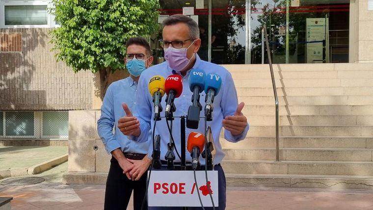 Conesa renuncia a ser reelegido secretario general del PSRM