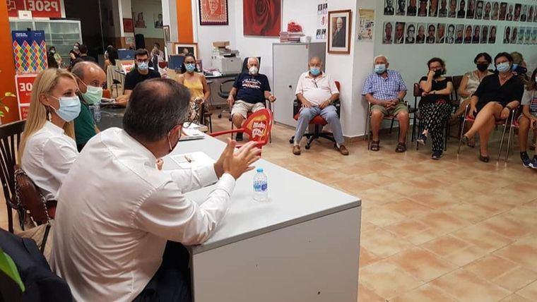 Conesa renuncia para lograr un cambio en la Región, afirma Guevara