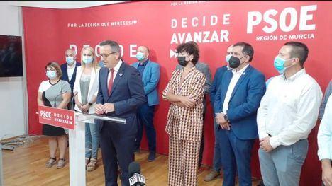 VÍDEO Diego Conesa explica los motivos de su renuncia