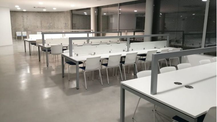 Abre el Aula de Estudio de Librilla 24 horas al día todo el año