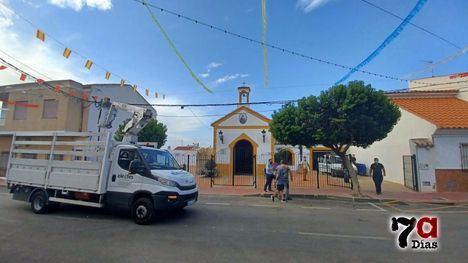 FOTOS Arrancan los actos en honor a la Virgen de los Dolores