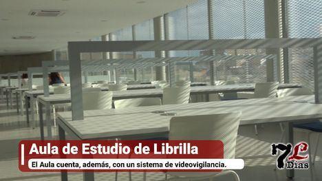 VÍD. El Aula de Estudio de Librilla abre sus puertas a la ciudadanía