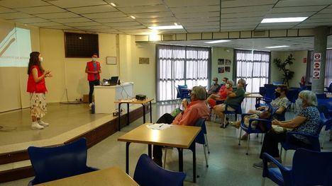VÍDEO Arrancan las actividades para mayores de Cruz Roja