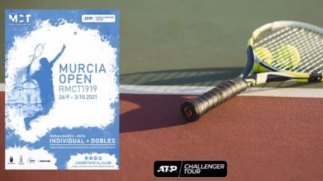 Fund. Primafrio y el Real Murcia Club de Tenis, unidos en el fomento del deporte