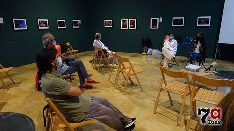 VÍDEO El Museo Los Baños acoge la muestra flamenca 'Yo bailo'