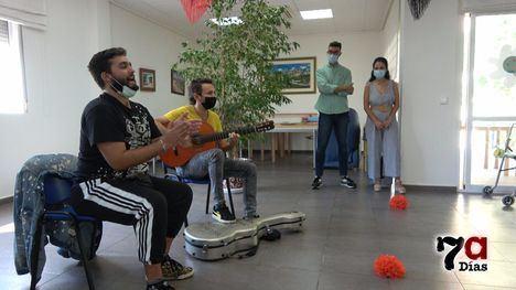 VÍD/FOT El lado más humano de la Semana Flamenca de Alhama