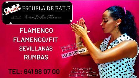 VÍDEO Las clases de Flamenco empiezan en dos semanas