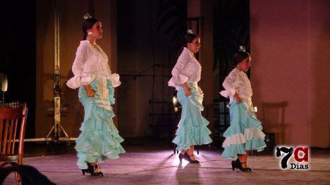 VÍD. Las nuevas generaciones del flamenco llenan el auditorio