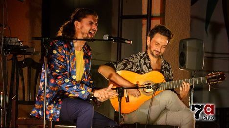 VÍDEO El flamenco más moderno e innovador de la mano de 'El Mati'
