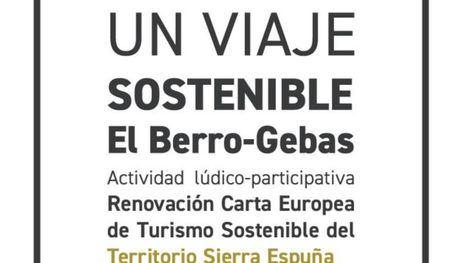 Territorio Sierra Espuña continúa en octubre su 'viaje' en El Berro