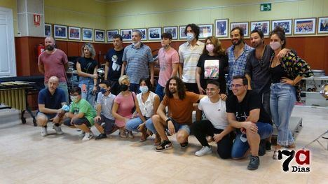 V/F Masterclass de flamenco en la Escuela de Música