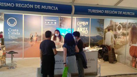 Terr. Sierra Espuña, referente de ecoturismo en Palencia