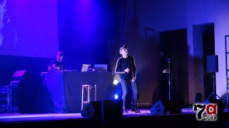 VÍD. Álvaro Romero y Toni Martín cierran la Semana Flamenca