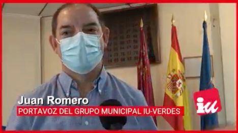 VÍD. Romero reprocha al PSOE que no apoye en el tren a los alhameños