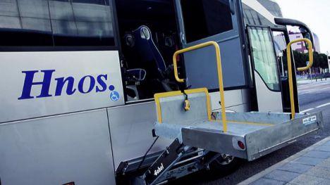 Alhama solicita a Adif un servicio de autobuses adaptado