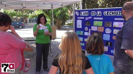 VÍDEO Cinco razones para ayudar a la lechuza de Sierra Espuña