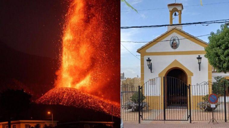 El Barrio se vuelca con los afectados de La Palma