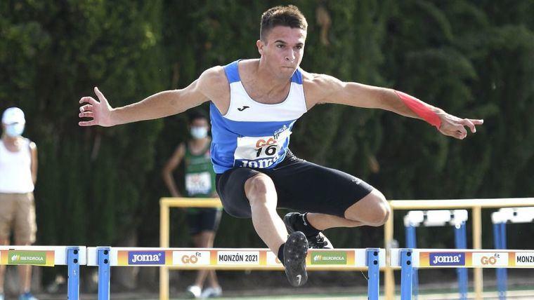 J. Morales, convocado por la Real Federación Española de Atletismo