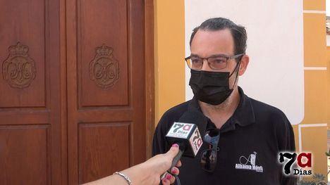 VÍD. El Barrio inicia la recogida de ayuda para La Palma
