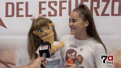 VÍD. Los consejos de Pilar y Pili Piloncha a los estudiantes de Alhama