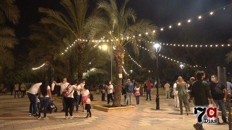 VÍD/FOT La pandemia 'no frena' la Feria de Alhama 2021