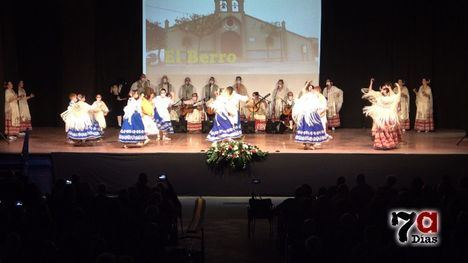 VÍDEO Vibrante regreso del folclore a la Feria de Alhama