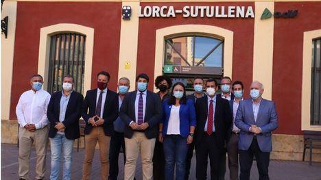 """El cierre del Cercanías ,""""un ataque directo"""" de Sánchez, dice L. Miras"""