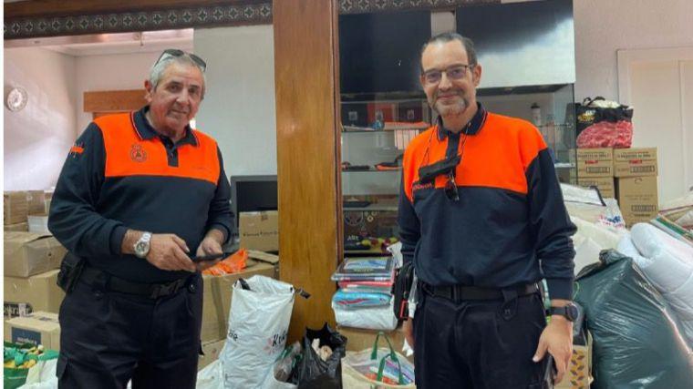 El Barrio no descarta más campañas de ayuda para La Palma