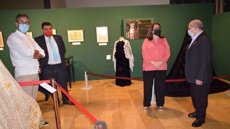 V/F Los Baños acoge la exposición 'El Rosario de María'