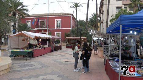VÍDEO Arranca el Zoco de la Feria de Alhama