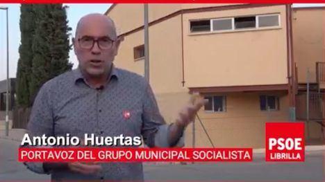 VÍD. PSOE Librilla vuelve a reclamar los presupuestos de 2021