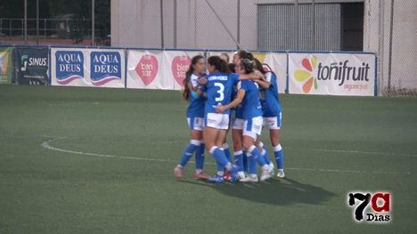 VÍD. Sufrida victoria para el Alhama ElPozo (2-1) que se coloca 2º