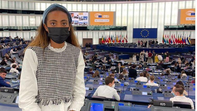 Rosa Sánchez debate en Estrasburgo sobre las políticas de la UE