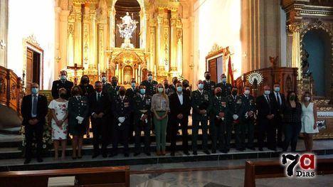 VÍDEO La Guardia Civil celebra su Patrona en San Lázaro