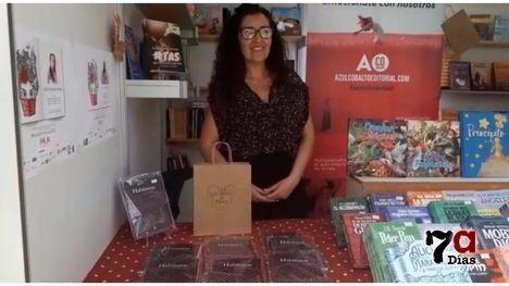 VÍD. Eliana Márquez se trae de Murcia grandes experiencas y proyectos