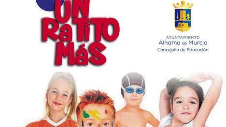 VÍDEO Vuelve 'Un ratito más' a los colegios de Alhama de Murcia