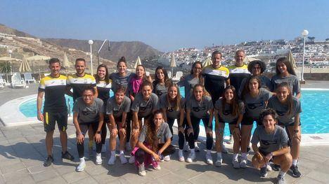 VÍD. El Alhama CF vuelve a Canarias para tratar de sumar otro +3