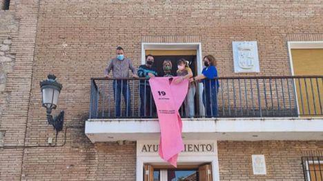 FOTOS Librilla se suma a la lucha contra el cáncer de mama