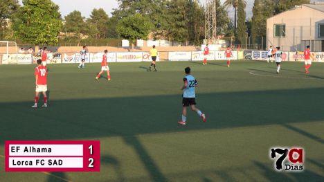 VÍDEO Duro revés para la EF Alhama ante el Lorca FC (1-2)