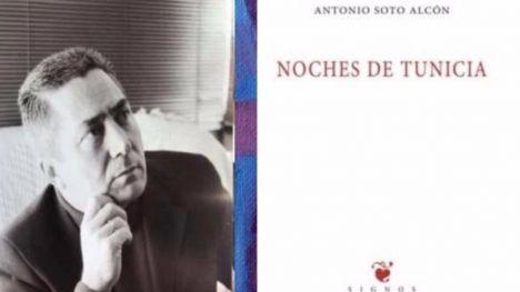 Antonio Soto presenta en Alhama sus 'Noches de Tunicia'
