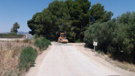 Cerrado al tráfico el camino de la Pola por obras
